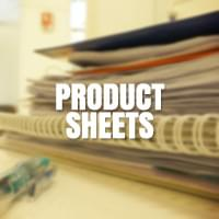 PiF Technologies Resources - Product Sheets
