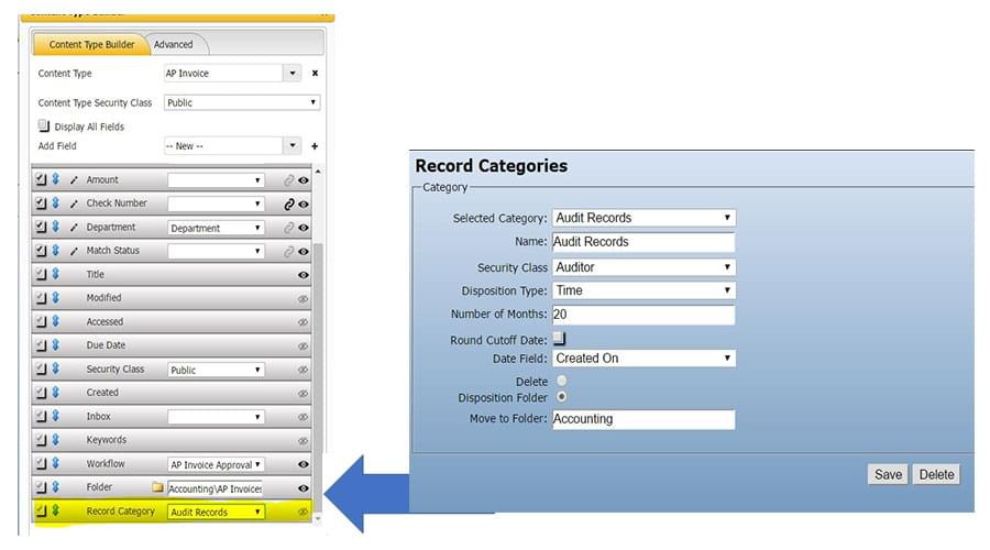 Records Management | Retention Scheduling | PiF Technologies