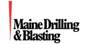 PiF Technologies Construction Customer Maine Drilling & Blasting logo